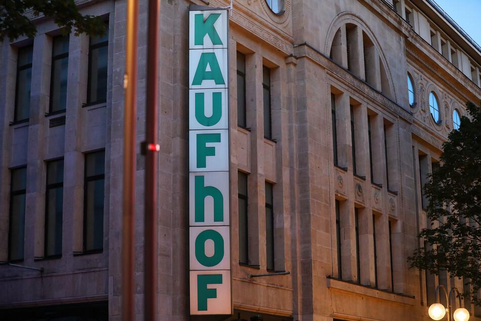 Eine Kaufhof-Filiale in Köln.