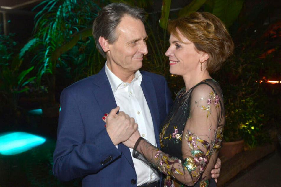 Jo Gerner und Yvonne Bode genießen die Zeit.