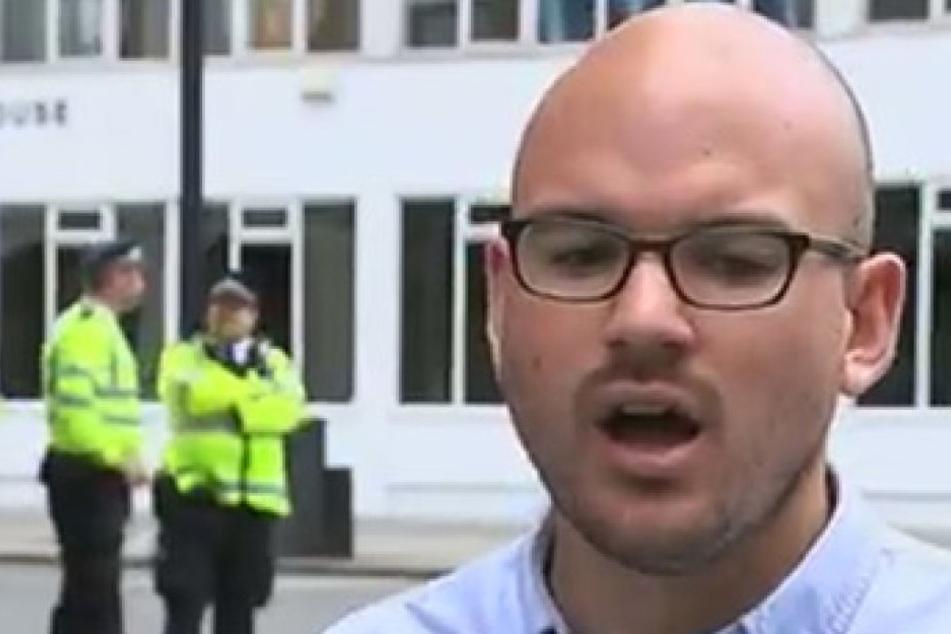 Mann kehrt nach Londoner Anschlag in Restaurant zurück, um Rechnung zu bezahlen