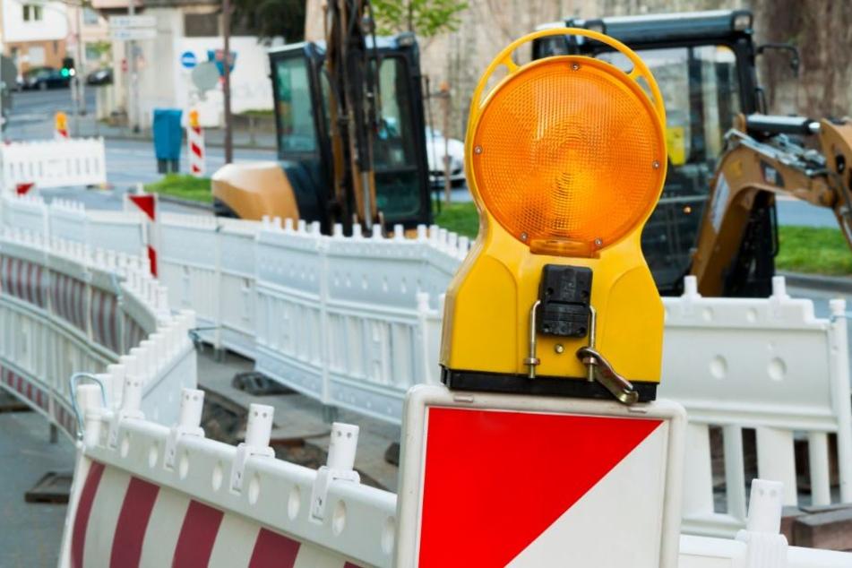 Vorsicht, Autofahrer! hier gibt es Baustellen in Bielefeld
