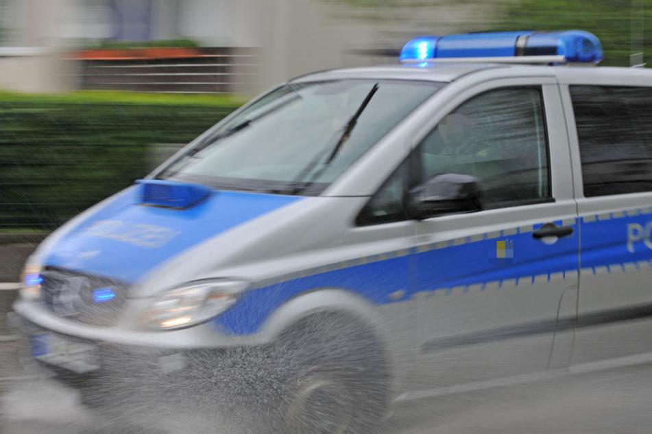 Der Jugendliche konnte von der Polizei nur mit Hilfe eines Tasers überwältigt bewerben. (Symbolbild)