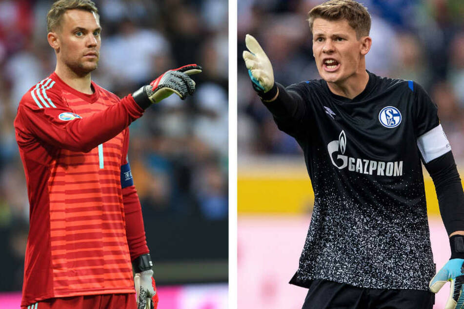 Die Nummer 1 und die Nummer 2 im kommenden Jahr. Ist im Bayern-Kader überhaupt noch Platz für Sven Ulreich?