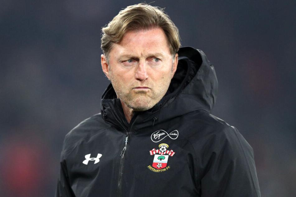 Von 2016 bis 2018 Trainer bei RB Leipzig: Ralph Hasenhüttl. Der 51-Jährige kann sich eine Bundesliga-Rückkehr aktuell nicht vorstellen.
