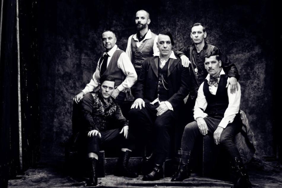 """Alles nur geklaut? Rammstein-Single """"Deutschland"""" auf dem Prüfstand"""