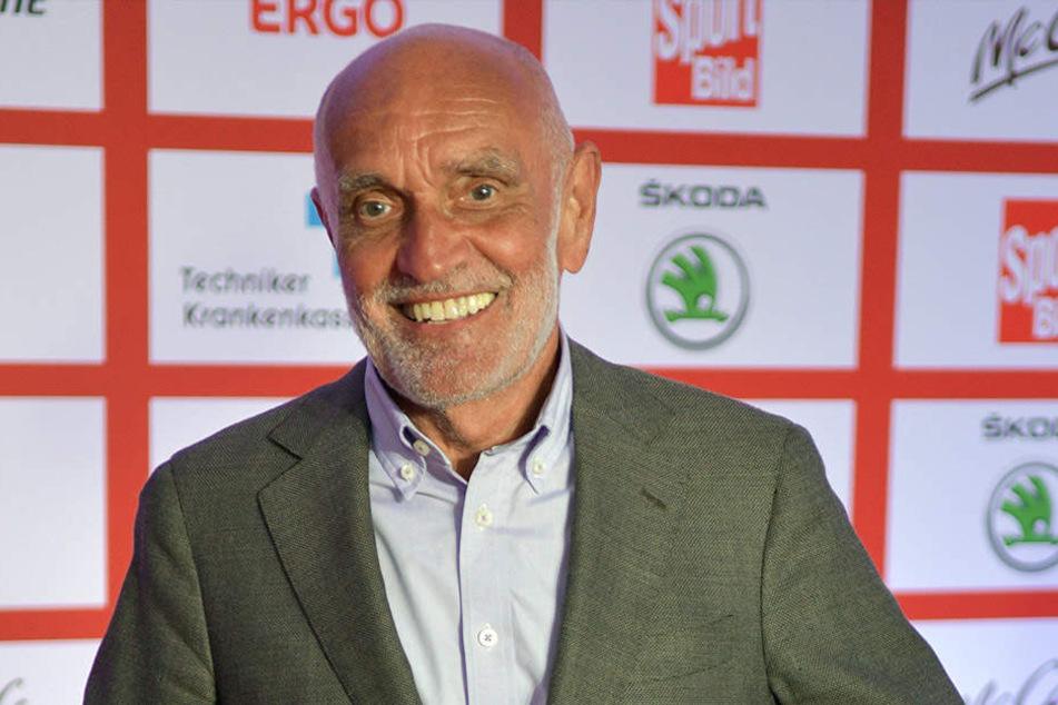 Hannover 96-Präsident Martin Kind.