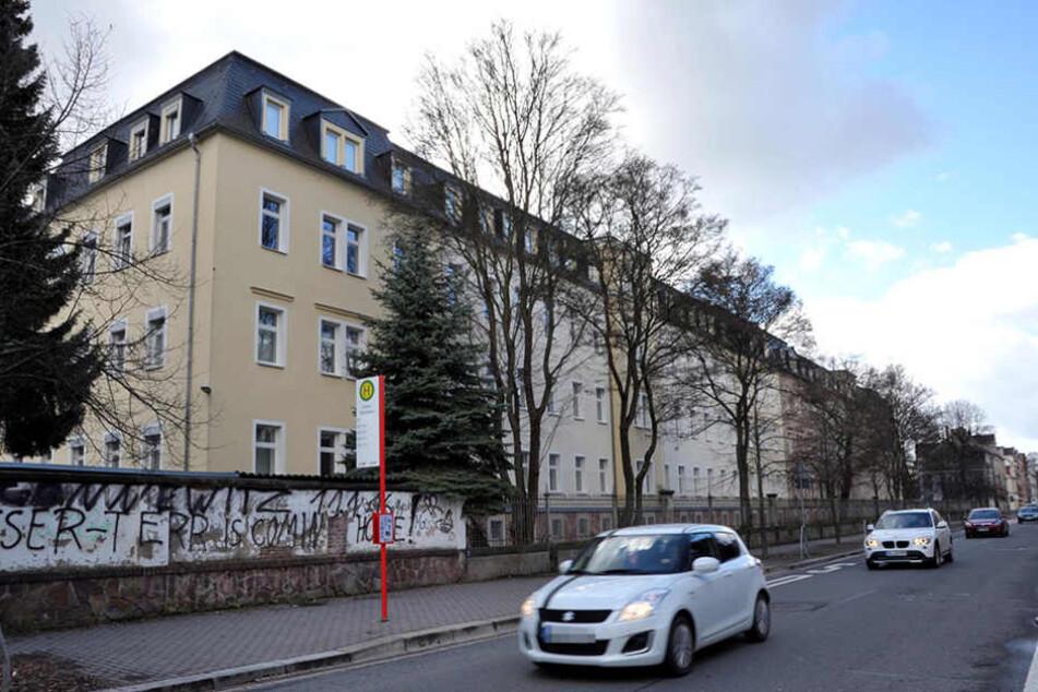 In diesen Gebäudekomplex in Döbeln - eine alte Kaserne - soll der  Rechnungshof ziehen. Viele Details stehen noch nicht fest.