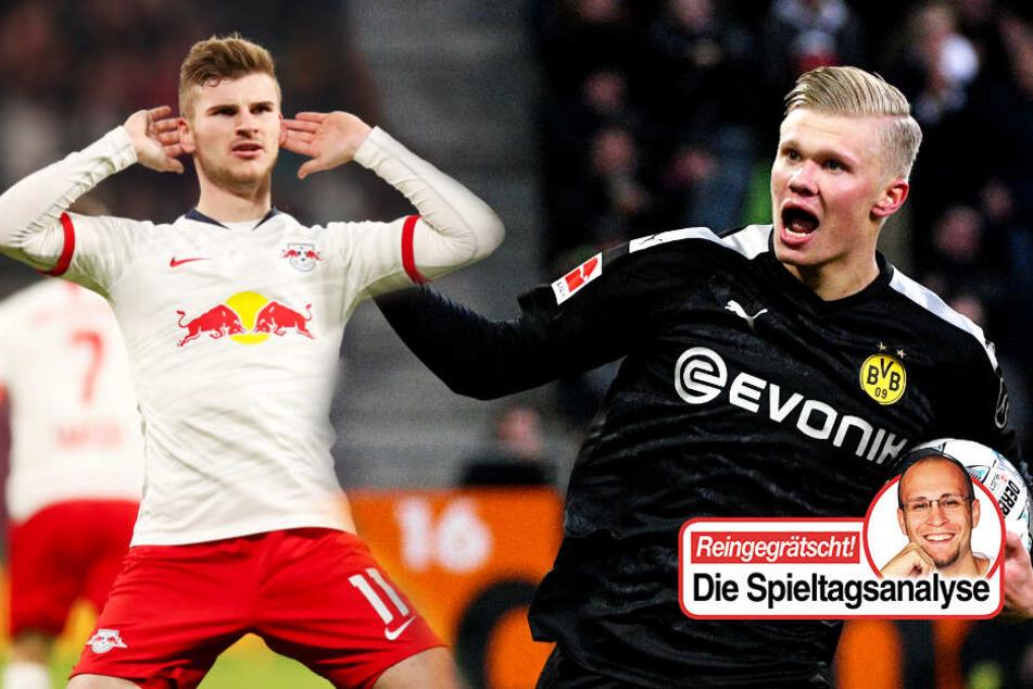 Bundesliga-Analyse: Sechs von sieben! Darum starteten die Top-Teams so gut in die Rückrunde