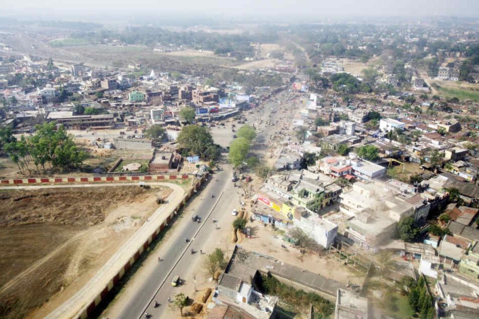 Der Messer-Mord ereignete sich im Dorf Badhar unweit von Ranchi, der Hauptstadt von Jharkhand.