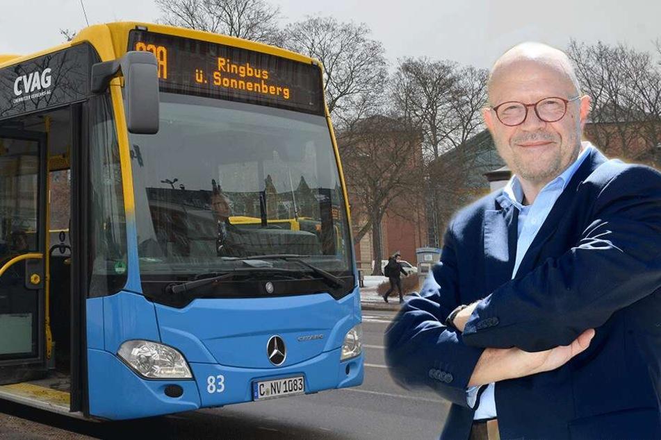 CVAG-Ringbuslinie wird zur Stadtrundfahrt für Touristen