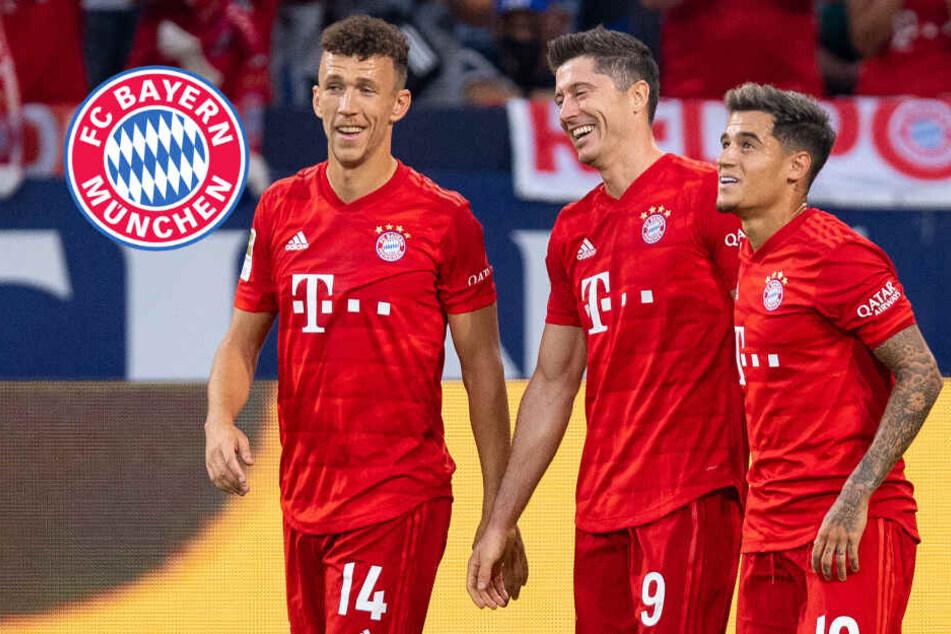 FC Bayern: Lewandowski schießt gegen Borussia Dortmund