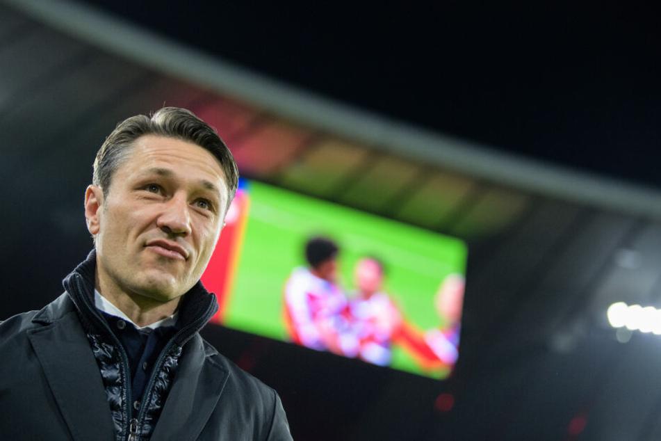 Kovac will an die Spitze und als Tabellenführer gegen Dortmund antreten. (Archivbild)