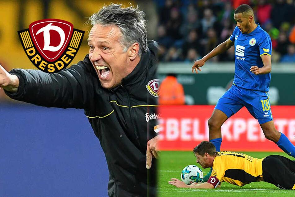"""Dynamo enttäuscht: """"Fühlt sich wie eine Niederlage an"""""""