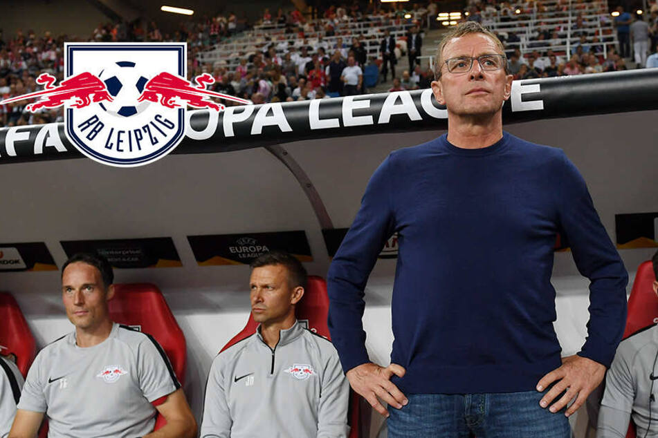 """Verstießen mehrere Spieler gegen Regeln? RB-Leipzig-Coach """"kann es nicht fassen"""""""