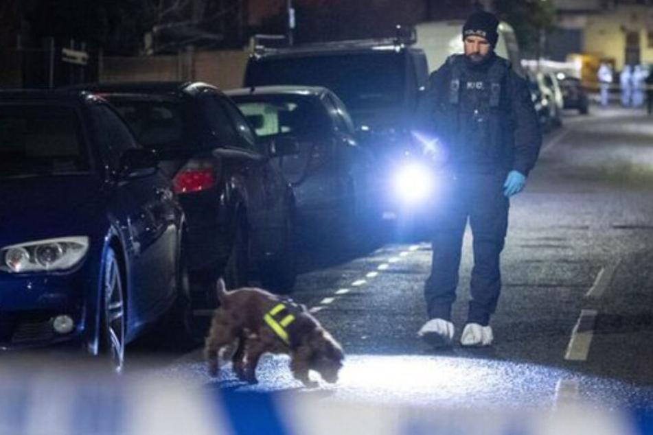Männer in London erstochen: Polizei vermutet Dreifach-Mord