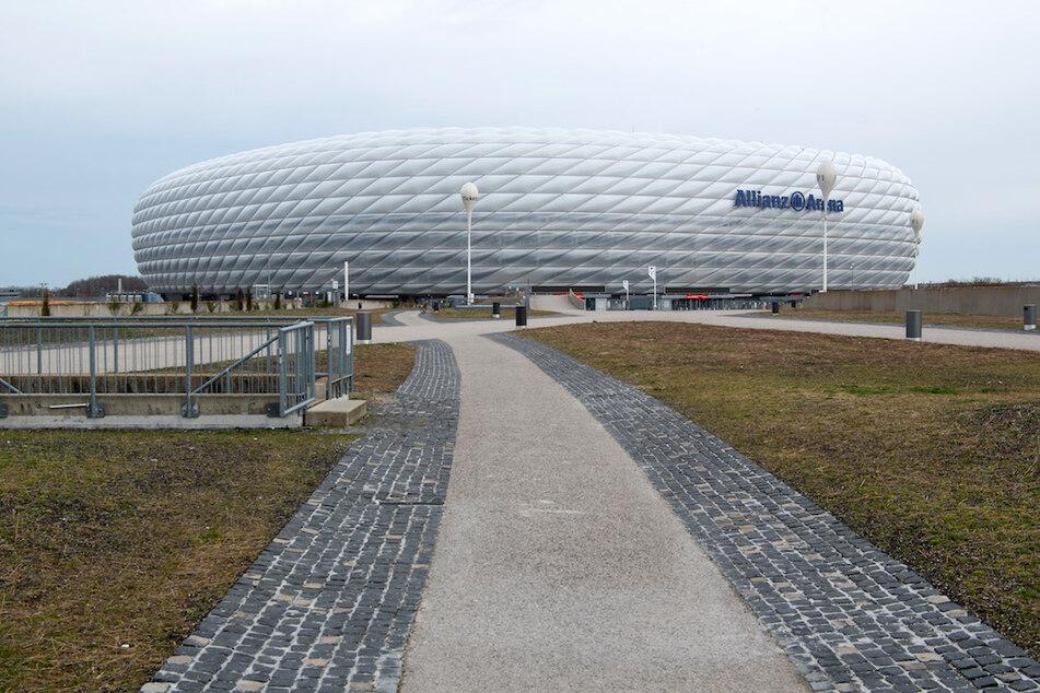 Die Allianz Arena ist laut ihrem Geschäftsführer bereit für Geisterspiele.