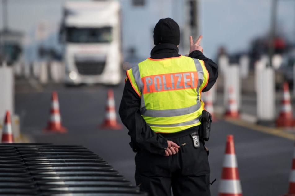 Die Grenze zwischen Deutschland und Österreich steht im Fokus.