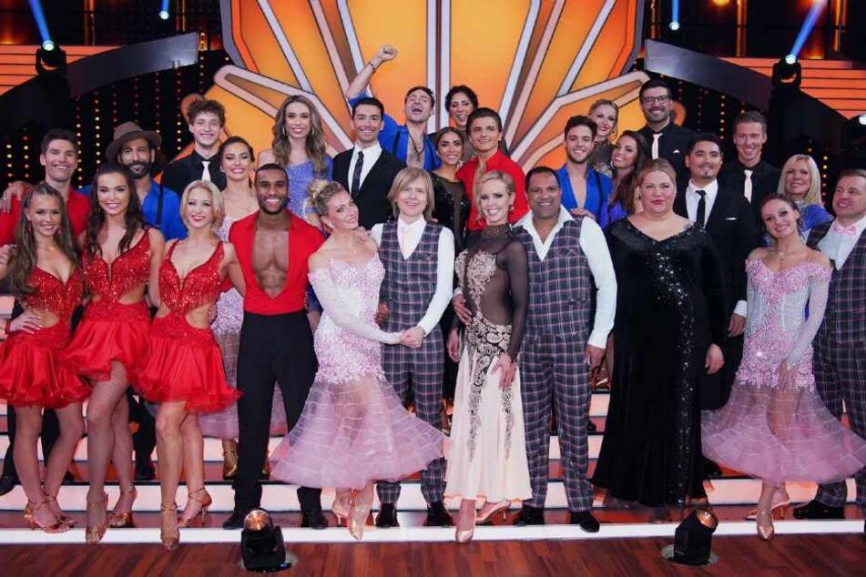 Let's Dance startet: Alle Paare, ihre Tänze und Songs vorab!