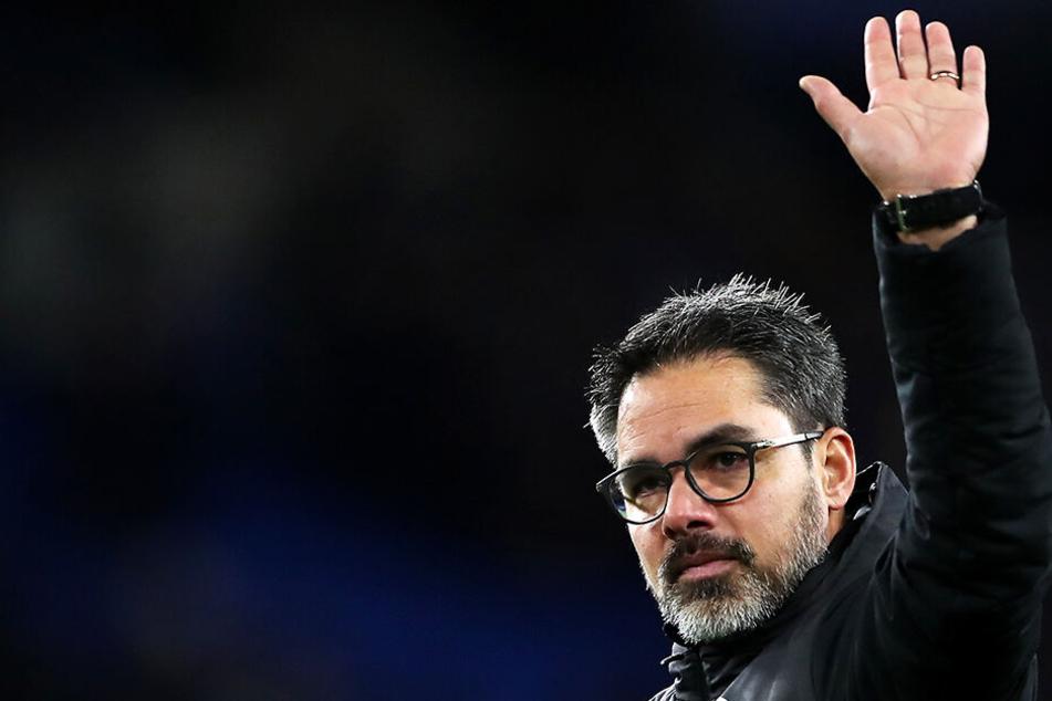 Tschüss, Premier League: Trainer David Wagner ist von seinem Posten als Trainer bei Huddersfield Town zurückgetreten.