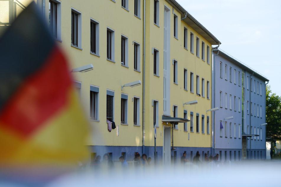 Die Erstaufnahmeeinrichtung in Gießen könnte bald als Abschiebezentrum dienen.