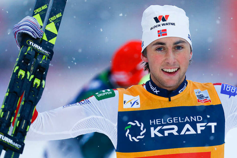 Norweger Favorit in Klingenthal: Riiber will deutsche Serie beenden