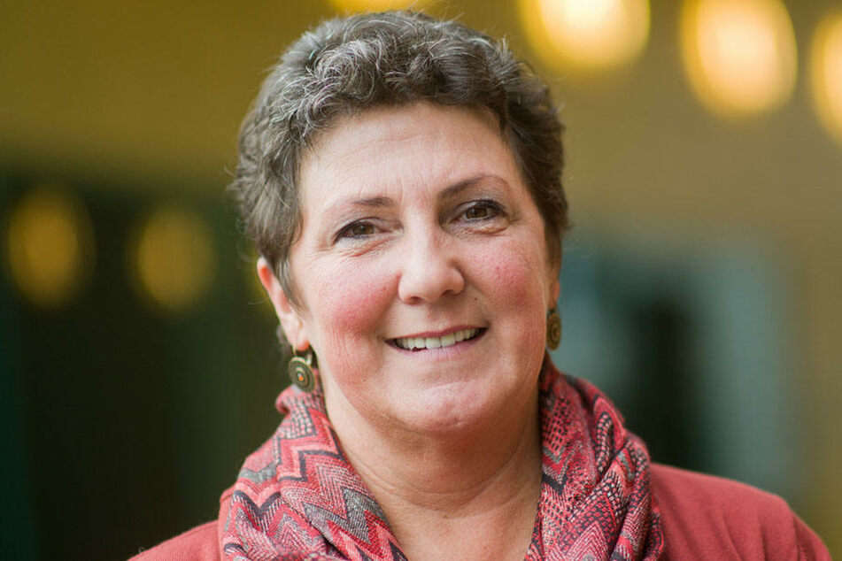 Anja Piel könnte die neuen Spitzen-Frau bei den Grünen werden.