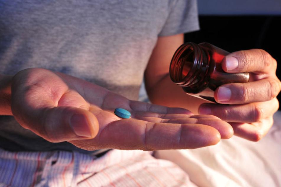 Forscher entdecken: Durch Potenzpillen können Blinde wieder sehen!