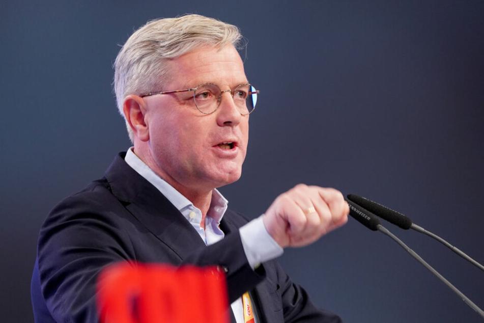 CDU-Vorsitz: Norbert Röttgen will auch!