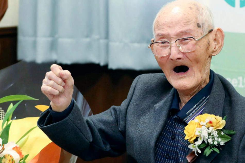 Chitetsu Watanabe verstarb im Alter von 112 Jahren. (Archivbild)