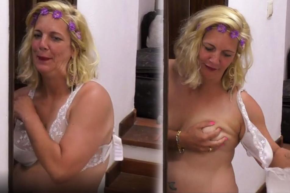 Daniela Büchner mit Fremdschäm-Auftritt, dann lästern Mitbewohner über ihre Brüste