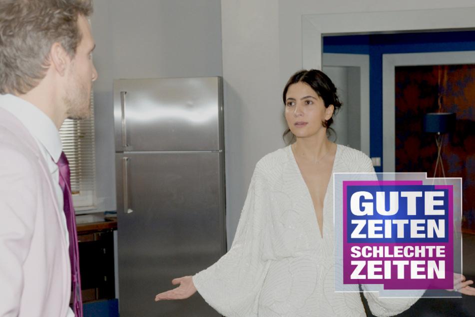 GZSZ: Lässt Felix die Hochzeit im Standesamt platzen?