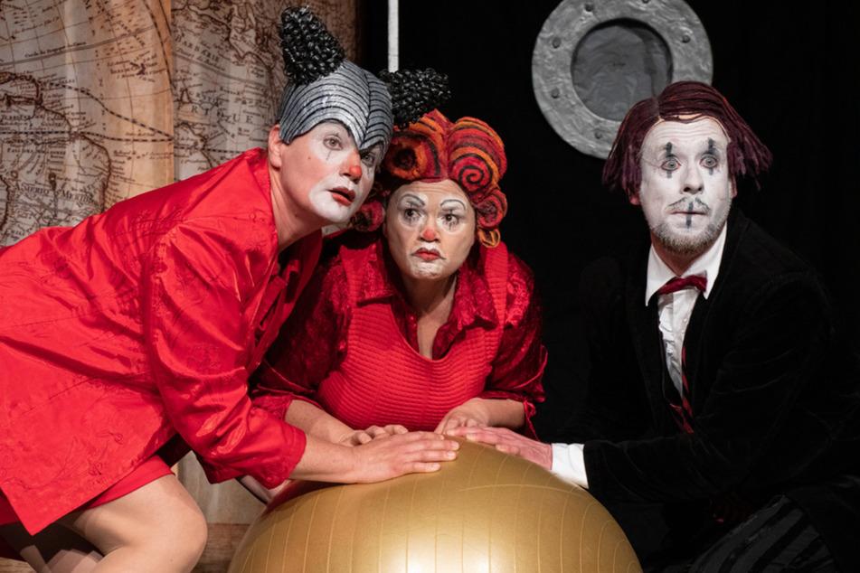 """Dieses Jahr spielt die Theatergruppe Spielbrett erneut ihren """"Shakespeares Kaufmann"""" ohne Planwagen."""