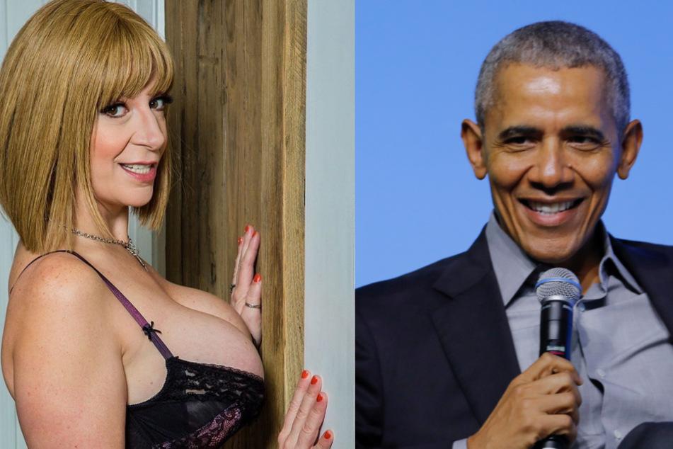 Hat scheinbar einen berühmten Fan: Sara Jay entdeckte unter ihren Twitter-Followern Barack Obama.