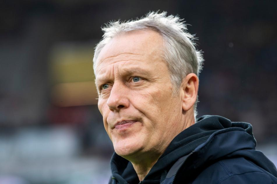 Christian Streich (55), Trainer des SC Freiburg, spricht Klartext.
