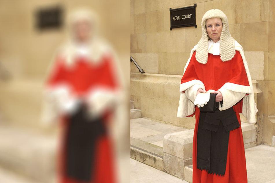 """Sie leitet die Verhandlung vor dem """"Court of Appeal"""": Lady Elisabeth Gloster (67)."""