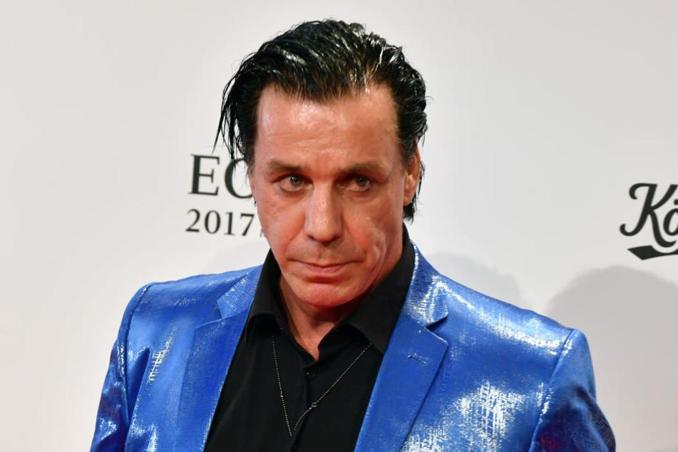 """Till Lindemann schrieb den Song """"Ich weiß alles"""" für Roland Kaiser."""