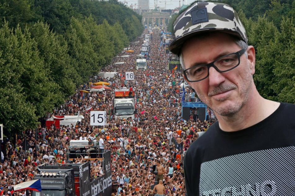 Dr. Motte lässt es krachen: So spektakulär wird der 60. Geburtstag der Loveparade-Legende