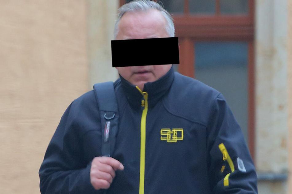 Metzger Matthias J. (45) bekam eine Strafe wegen Beleidigung.