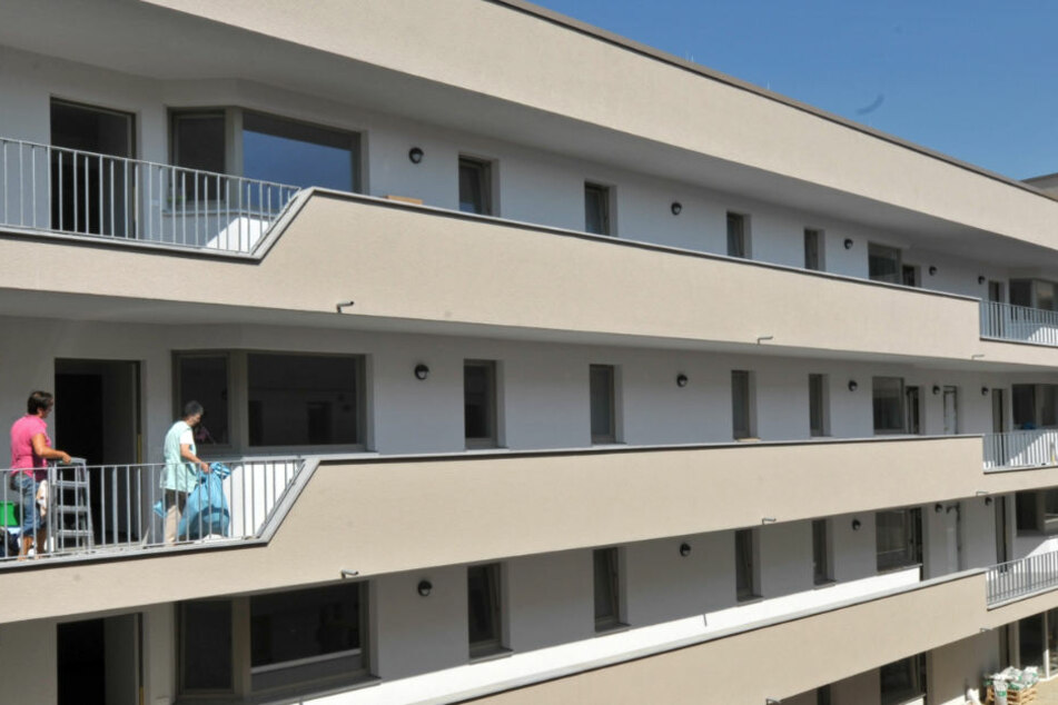 Ähnlich wie im Wohnheim des Jenaer Studentenwerks sollen auch auf einer Industriebrache neue Wohnräume entstehen.