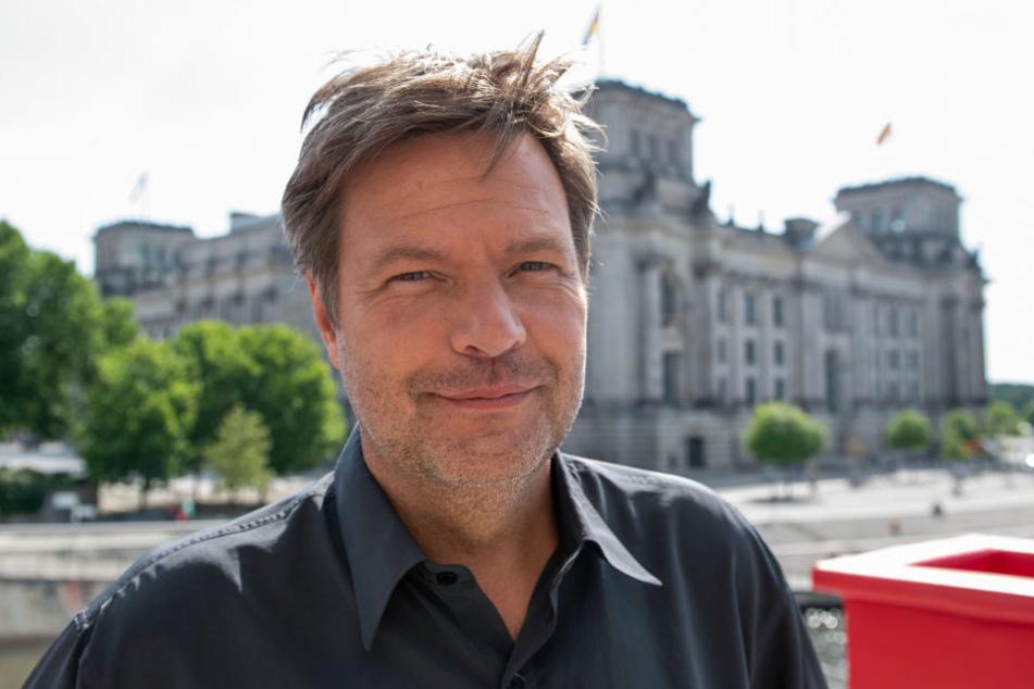 Robert Habeck, Bundeschef der Grünen.