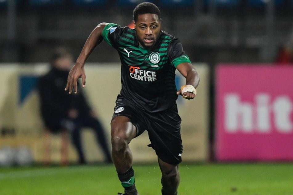Hertha BSC ist sich mit Deyovaisio Zeefuik bereits einig.