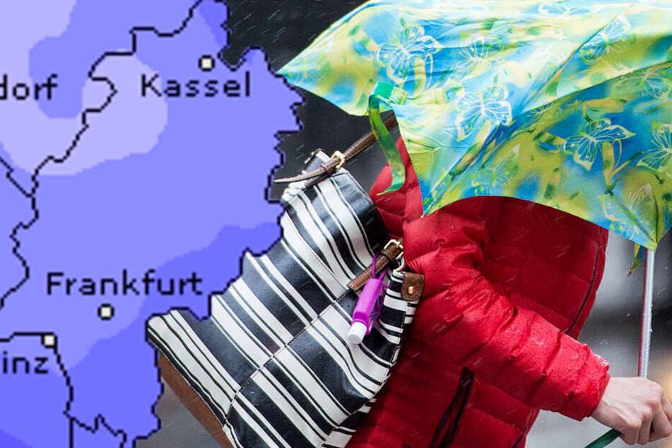 Wann Kommt Regen In Hessen