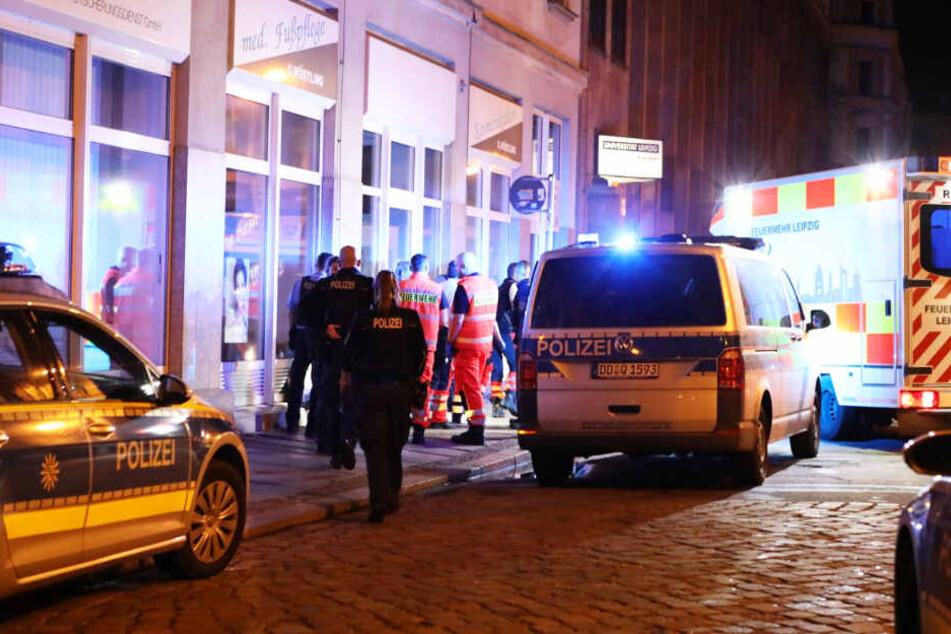 Leipzig: Messer-Attacke in Leipziger City! Polizei gibt neue Informationen heraus