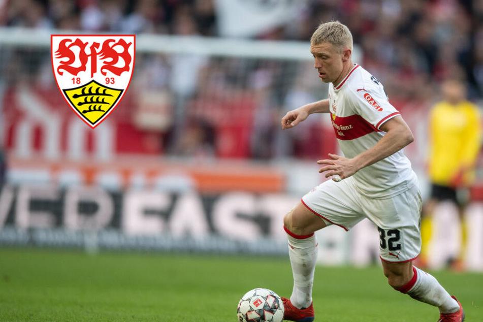 VfB-Schock: Saison-Aus für Mentalitäts-Monster Beck