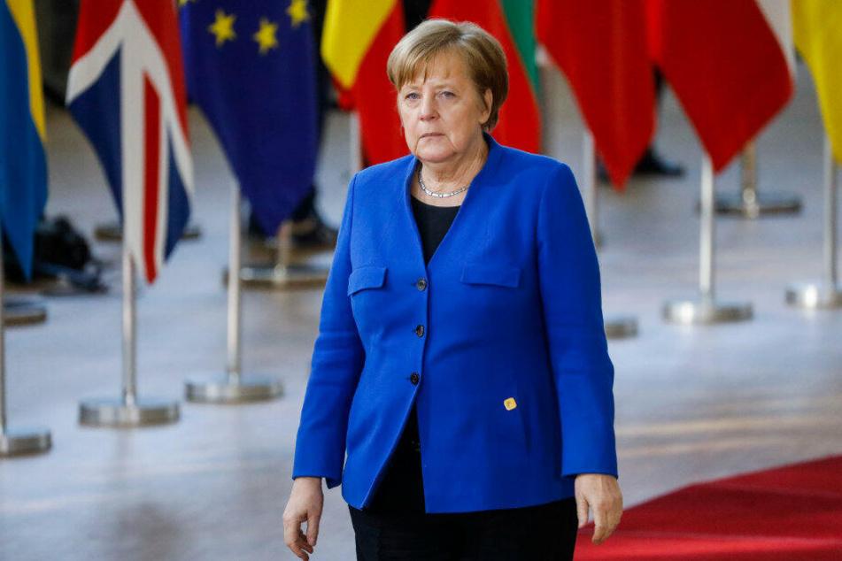 Angela Merkel bezeichnete die Schmähkritik als bewusst verletzend.