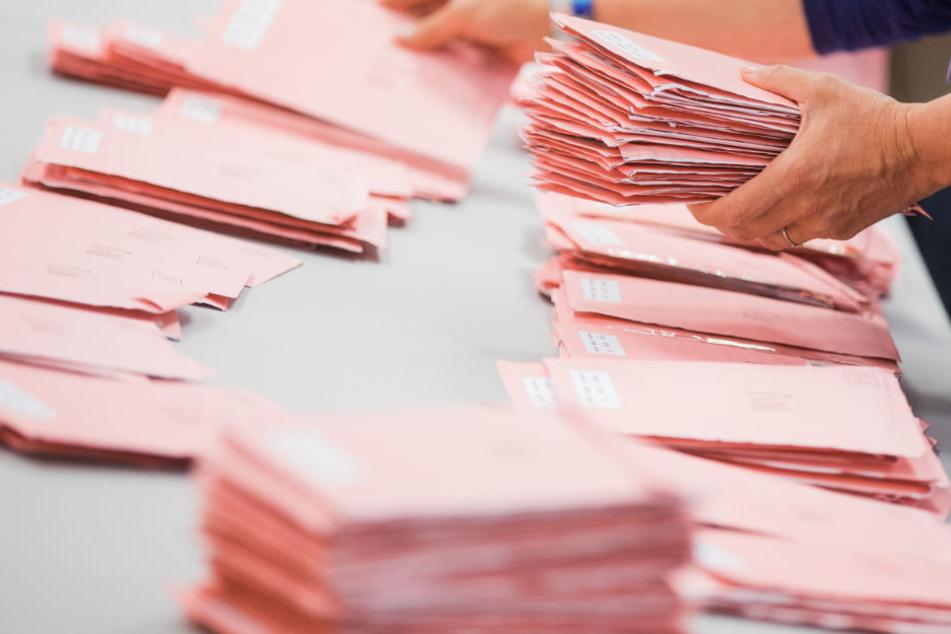 Bei der letzten Landtagswahl (2013) entschieden sich allein in München etwa 257.000 Wähler für die Briefwahl. (Symbolbild)