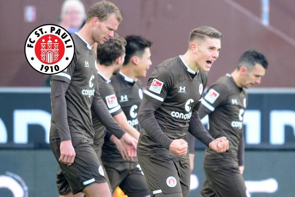 Nach turbulenter Rückreise: St. Pauli wieder in Hamburg!