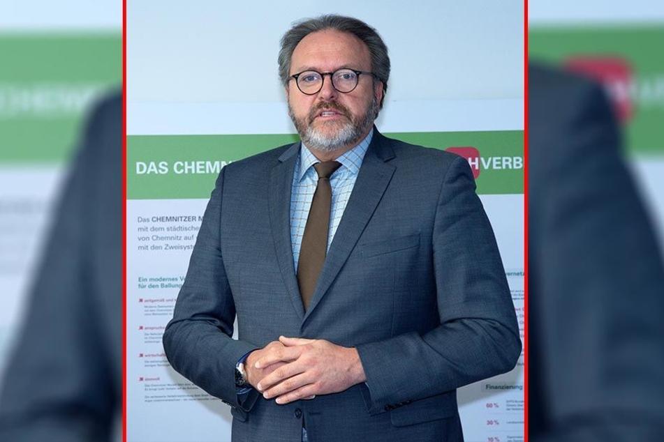 Sieht Sachsens Wirtschaft vom Fachkräftemangel bedroht: Staatssekretär Stefan Brangs (SPD).