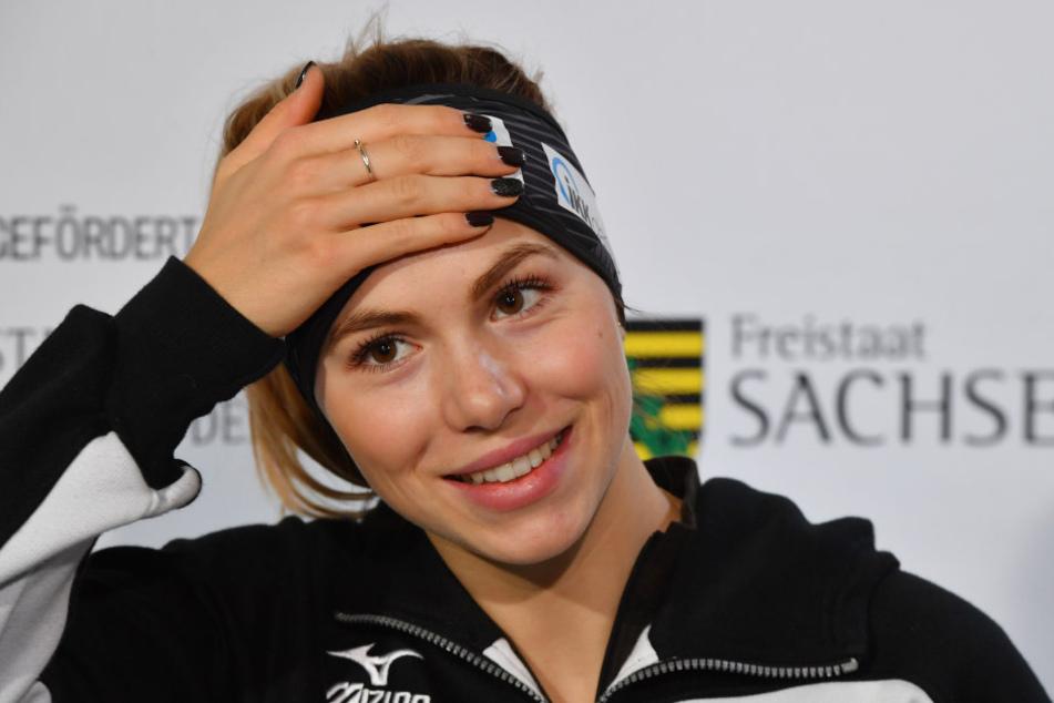 Für das 1500-Meter-Finale hat es nicht gereicht, nun muss Shorttrackerin Anna Seidel (18) am Sonntag alles geben.