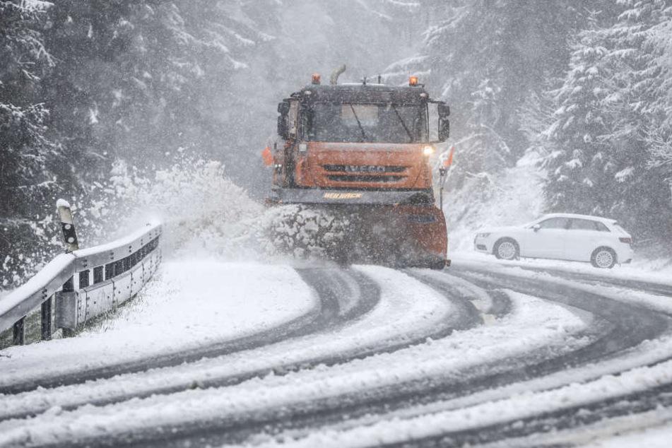 Der erste Schnee des Bundeslandes könnte im nordhessischen Bergland fallen.