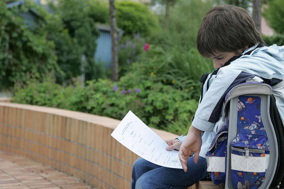 In Sachsen können Schüler und Lehrer ihr Herz bei einer Kummer-Hotline ausschütten.